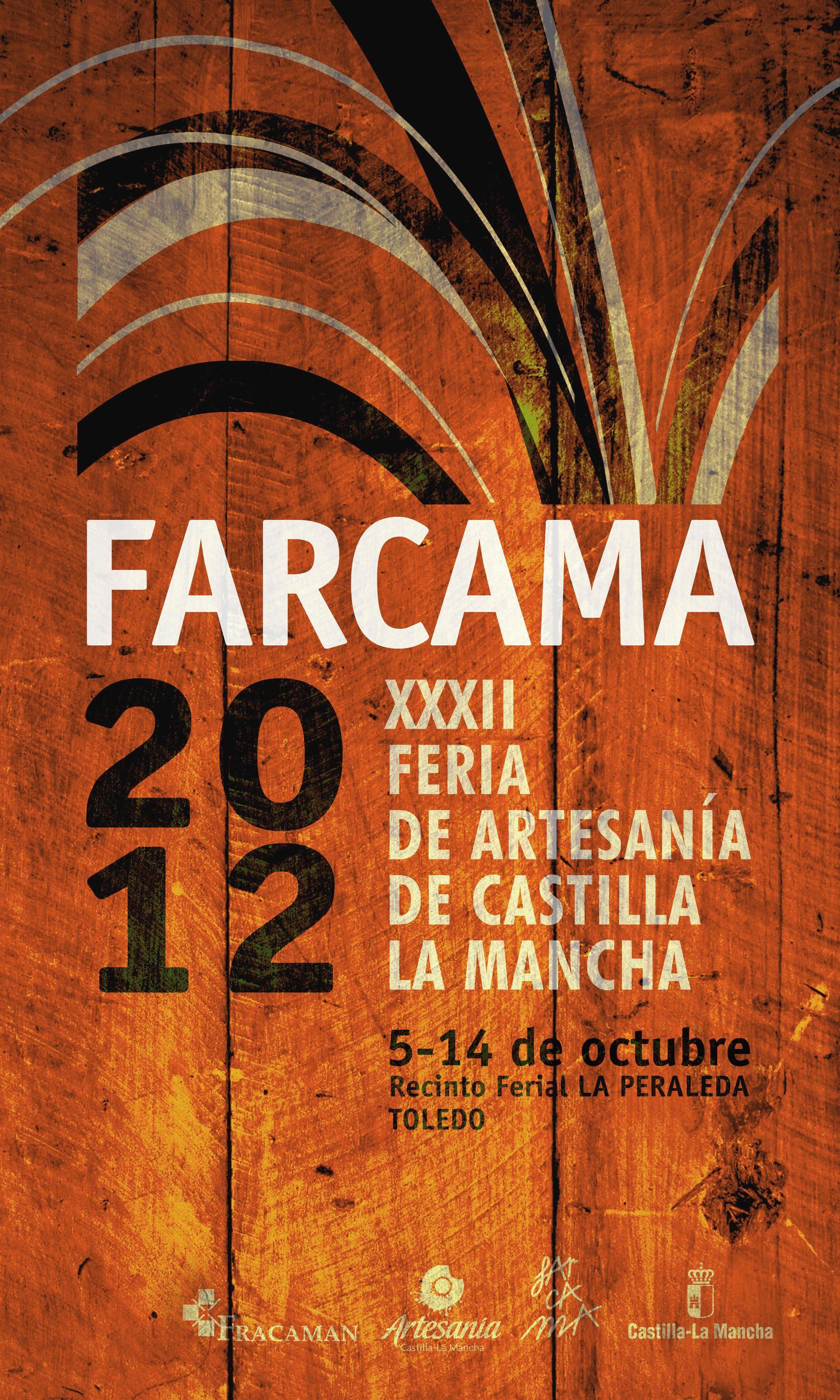 Cartel FARCAMA 2012