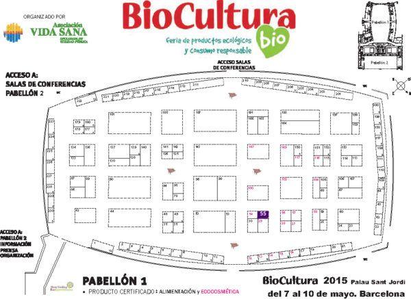 BIOCULTURA BARCELONA 2015, SAPER, COSMETICA ECOLOGICA