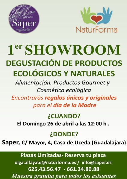 showroom Naturforma2