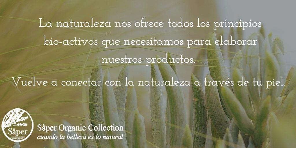 conecta con la naturaleza