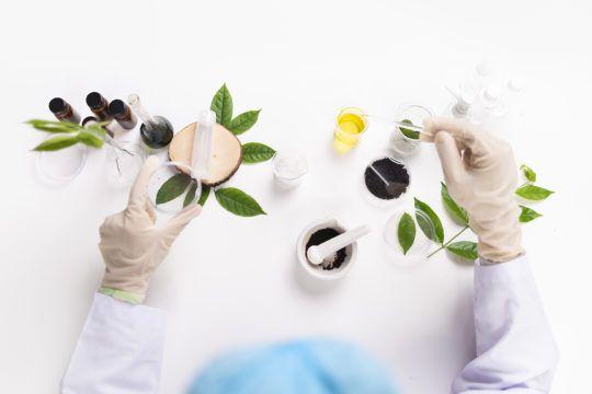 cosmética natural profesional y cosmética ecológica