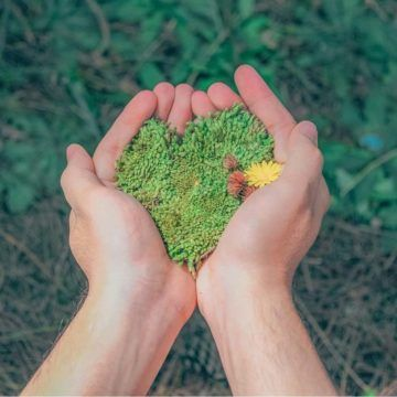 la cosmética natural apoya el día del medio ambiente
