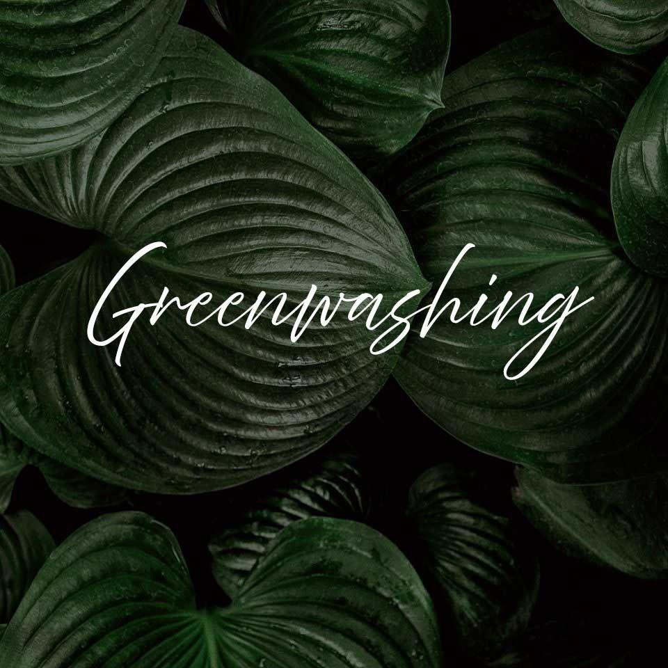 ¿Eres víctima del Greenwashing?